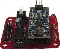 Arduino с адаптером