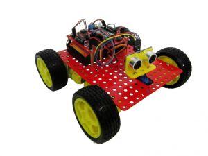 Конструктор - робот ПЕЧЕНЕГ Батана. Ардуино робот