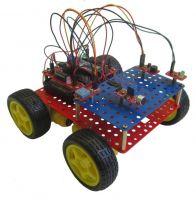 робот с датчиками